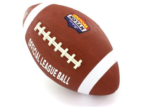 Official size football - Case of 1 by bulk buys