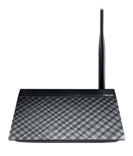 Asus N150 DSL N10C1 Wireless ADSL Modem Router (Black)