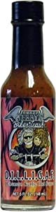 Crazy Jerrys Biker Trash Hot Sauce Dilligaf 5 Fl Oz by AmericanSpice.com