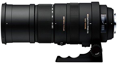 Sigma 150-500mm F5-6.3 Apo Dg Os Hsm For Nikon Digital And Film Slr Cameras (Official Sigma 3 Year UK Warranty)