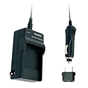 1 X Brand New Canon Bp-511, Bp-511a, Bp-508, Bp-512, Bp-514 Camera & Camcorder Battery Home Travel Rapid Charger with Car Adapter