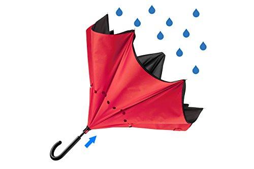 drybrella-Il ombrello invertito innovativo