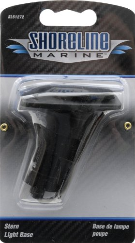 Shoreline Marine Stern Light Base With Nylon Cover