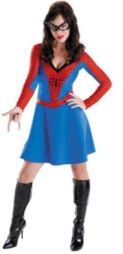 Spidergirl Classic Adult Small