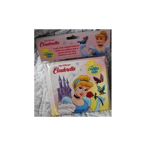 Disney Princess Bath Time Bubble Book - Cinderella - 1