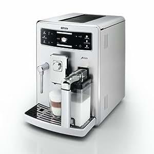 Philips Saeco HD8943/21 Kaffeevollautomat XELSIS, weiß, Stiftung Warentest Gut (12/2010)