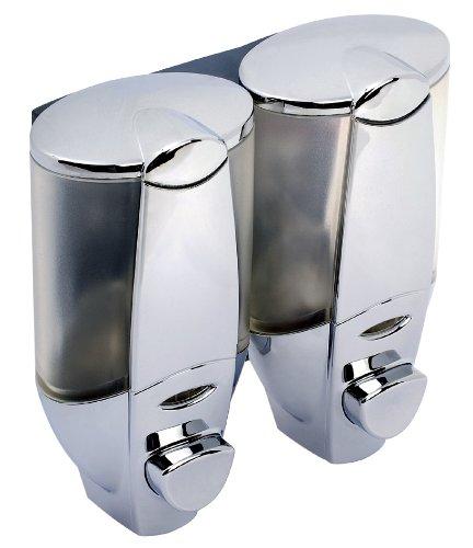 formschoner-seifenspender-vera-fur-zwei-verschiedene-flussigseifen-shampoo-duschgel-lotion-zur-wandb