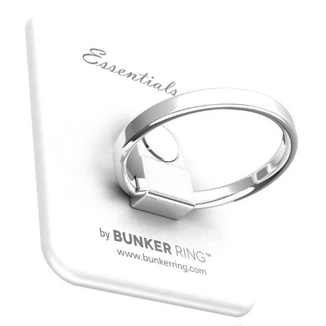 UDBREMW002 Bunker Ring Essentials(Matte White)