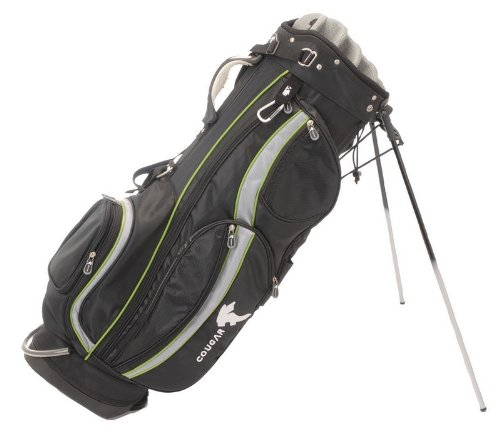 COUGAR NICE GOLF STAND BAG WITH 14 WAY DIVIDER (BG)