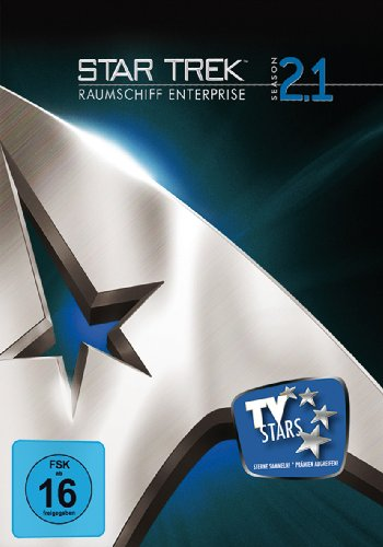 Star Trek - Raumschiff Enterprise: Season 2.1, Remastered [4 DVDs]