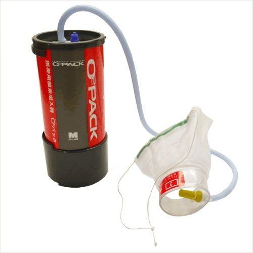 酸素吸入器 O2パック