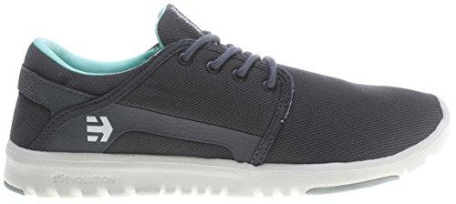 Etnies Men's Scout Skateboard Shoe, Dark Grey, 12 M US (Shoes Etnies compare prices)