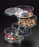 Candy Dish 4- Tier (Swivel)