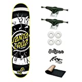 Santa Cruz Rob Dot Powerply 7.7 Skateboard Deck Complete