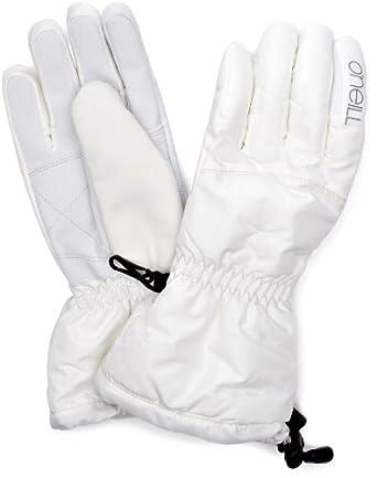 O'Neill Escape Women's Gloves Powder White X-Large