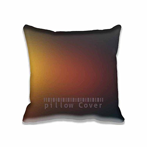 Standard Size Throw Pillow Case with Gentle Quote Blur Sofa Home Cushion Case Cover Gift Pillow Cover