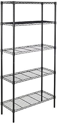 AmazonBasics 5-Shelf Shelving Unit -…