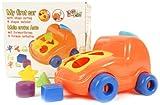 KinderSpielzeug, Mein erstes Auto, Auto mit Formen, Formsortierung, Lets play, BE-36798