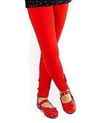 kannan cotton Women's Leggings (Legging Red_Free Size_Red)