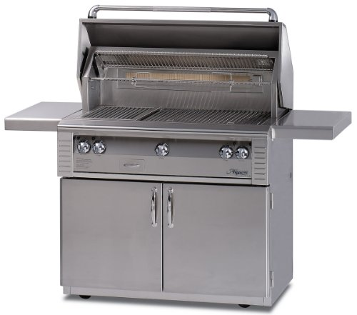 "Alfresco Alfesco 42"" 2Door Gas Cart Grill Alx242Cd, Natural Gas"