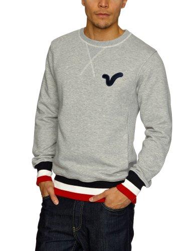 Voi Lincoln Men's Sweatshirt Grey Marl X-Large