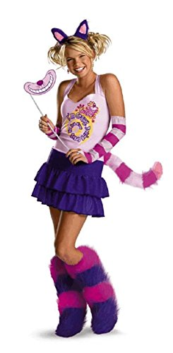 disguise Alice in Wonderland The Cheshire Cat Adult 8-10