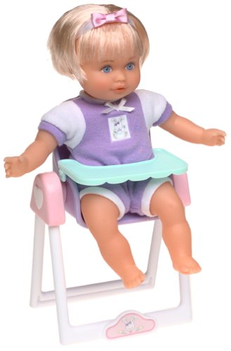 Miracle Baby - Feeding Time Playset - Buy Miracle Baby - Feeding Time Playset - Purchase Miracle Baby - Feeding Time Playset (Mattel, Toys & Games,Categories,Dolls,Playsets,Baby Doll Playsets)