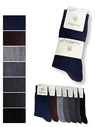 Miorre 7-pack Mens Dress Socks
