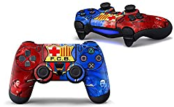 PS4 Controller Skin ( Sticker ) of FC Barcelona