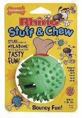 Rhino Stuff & Chew Dog Toy, Petite