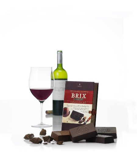 Brix Chocolate Collection GiftBox Set of 4 Assorted
