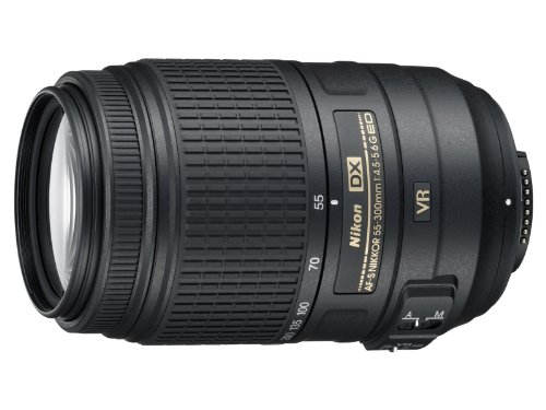 =>  Nikon 55-300mm f/4.5-5.6G ED VR AF-S DX Nikkor Zoom Lens for Nikon Digital SLR