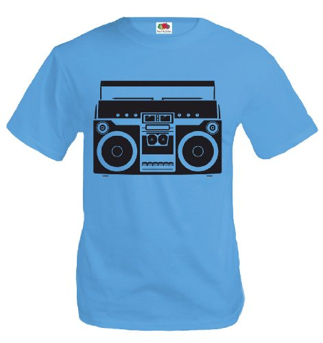t-shirt-ghettoblaster-xxl-skyblue-black