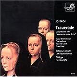 Trauerode BWV 198 / Cantate BWV 78
