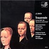 Trauerode BWV 198/ Kantate BWV 78
