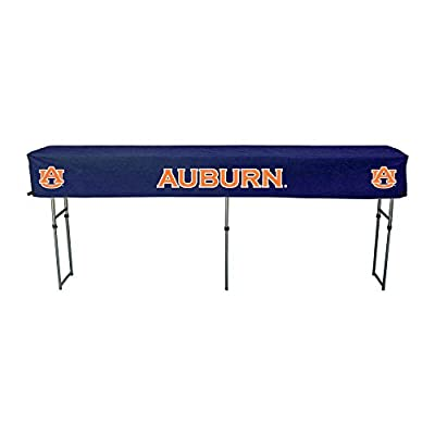 Rivalry Sports College Team Logo Auburn 6 Foot Table Cover