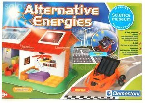 Alternative Energies by Clementoni