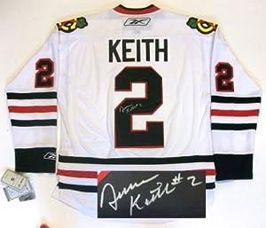 Autographed Duncan Keith Jersey - Rbk Jsa W