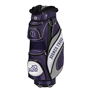 NCAA TCU Horned Frogs The Bucket Cooler Cart Bag by Team Effort