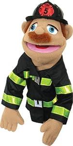 Melissa & Doug Firefighter Puppet from Melissa & Doug