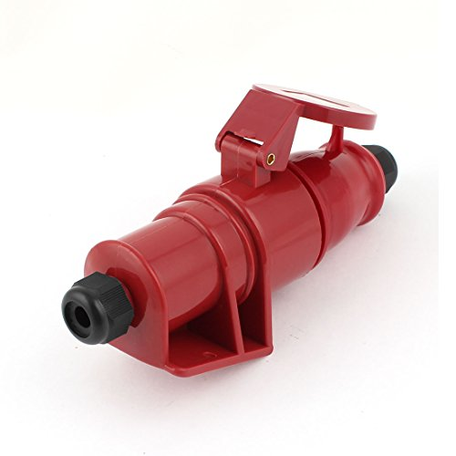 AC380-415V IP44 16A 3P+N+E Industrial Waterproof Plug Socket IEC309-2