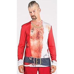 Bad Santa Longsleeve Christmas T-Shirt