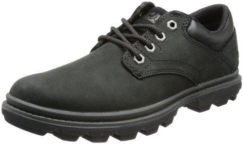 Cat Footwear  MAXWELL,  Scarpe stringate modello Derby uomo, Nero (Schwarz (MENS BLACK)), 40