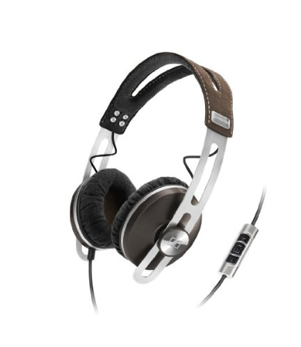 Sennheiser Momentum On-Ear Headphone - Brown
