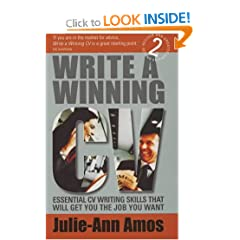 Image: Cover of Write a Winning CV