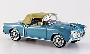 Amazon.com: Fiat 1100 TV, metallic-blue, 1959, Model Car, Ready-made