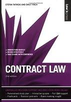 By Stefan Fafinski - Contract Law: Uk…