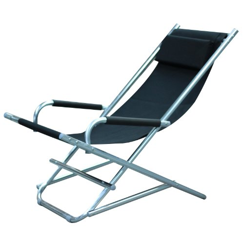 Ludlow Rocker Outdoor Garden Glider Chair