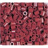 Perler Beads 1,000 Count-Rust