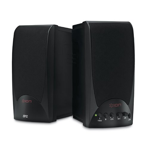 Buy Ion iSP02 Powered Speakers with 5 ChannelsB000230KRS Filter